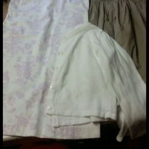 Crewcuts Dresses - Girls dress and sweater lot